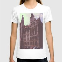 germany T-shirts featuring Germany by Jiesha  Stephens