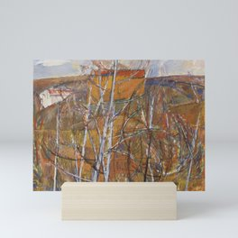 Alexander Schultz - Trestammer Mini Art Print
