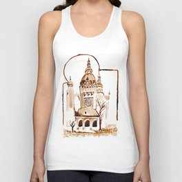 The wold that is not Unisex Tank Top