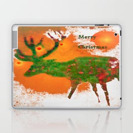 Merry Christmas 3 Laptop & iPad Skin