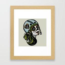 derby Framed Art Print