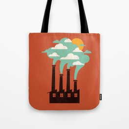 The Cloud Factory Tote Bag
