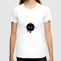 minimalist T-shirts featuring MINIMALIST by momos
