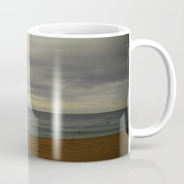 Barcelona beach Coffee Mug