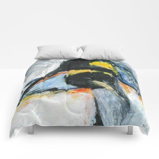 Penguins Comforters