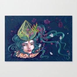 "Cabezarium II ""Vivariums"" Canvas Print"