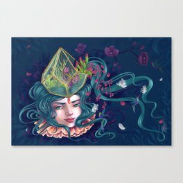 "Cabezarium II ""Vivariums"" Canvas Print"