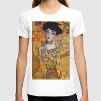 klimt T-shirts featuring klimt by Antonio Lorente