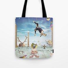Gunas Tote Bag