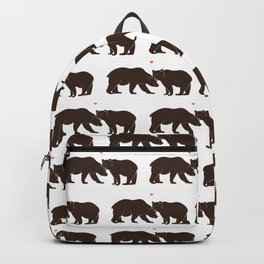 Missing you is Unbearable Backpack