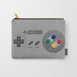 Classic Nintendo Controller Carry-All Pouch