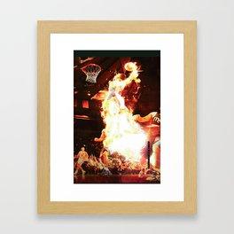 JR SMITH Framed Art Print
