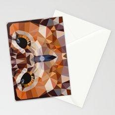 Kaleidoscope Eyes Owl Print Stationery Cards