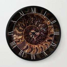 An Ancient Shell Wall Clock