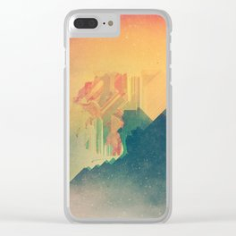 wary[.~.] Clear iPhone Case