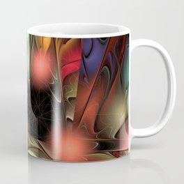 spotlights on black Coffee Mug