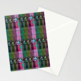 moje miasto_pattern no1 Stationery Cards