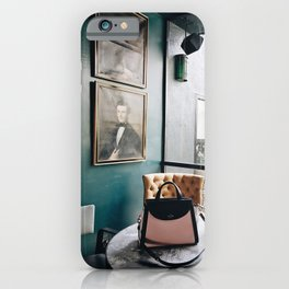 Handbags and History iPhone Case