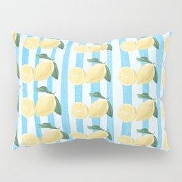 Lots of Lemons Pattern Pillow Sham