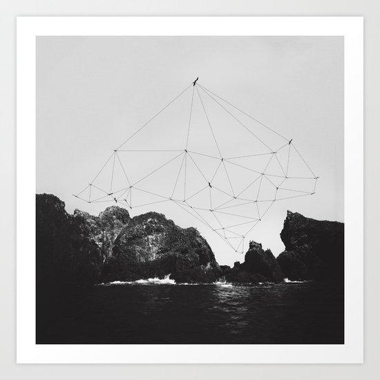 Fly, Fly, Away II Art Print