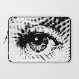 Lina Cavalieri Eye 01 Laptop Sleeve