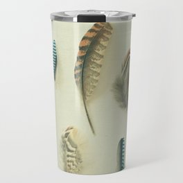 The Feather Collection Travel Mug