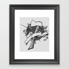 Hatchet  Framed Art Print