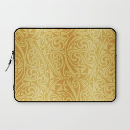 Celtic Warlord gold Laptop Sleeve