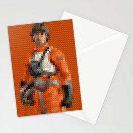 Luke Pilot - Legobricks Stationery Cards
