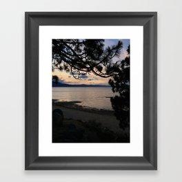 Tahoe X 31 Framed Art Print