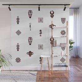 African Spirit | Pattern Art Wall Mural