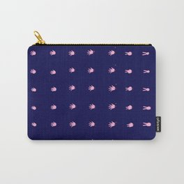 Hand turkey motion sequence Carry-All Pouch