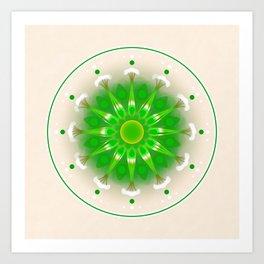 bunkou-004 Art Print