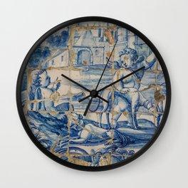 Cupid´s Arrow Wall Clock