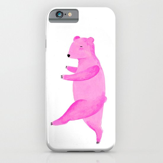 Dancing Bear №1 iPhone & iPod Case