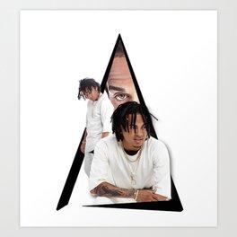 ozuna Art Print