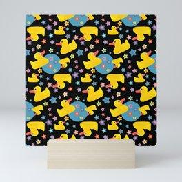 Rubber Duckies Mini Art Print