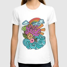 Love in Color T-shirt