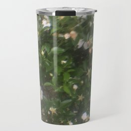a new floral perspective Travel Mug