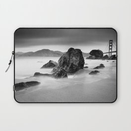 Serenity of the Golden Gate Laptop Sleeve