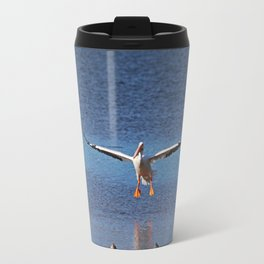 Flickering Flight Travel Mug