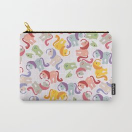 ponies invasion Carry-All Pouch