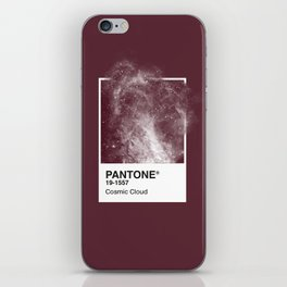 Pantone Series – Cosmic Cloud #2 iPhone Skin