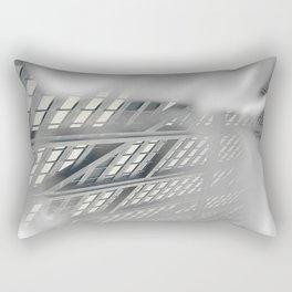 Bodybuilder Rectangular Pillow