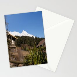 The Mountain Village Stationery Cards