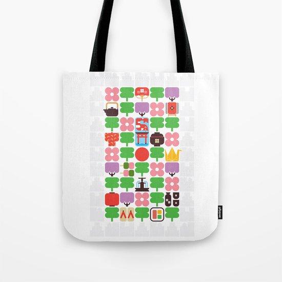 Japan Day Tote Bag