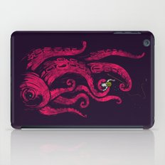undersea attack (col. ver) iPad Case