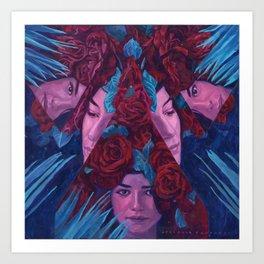 Allyssa Art Print
