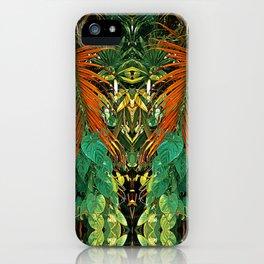 Jungle Heart iPhone Case