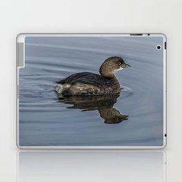 Immature Pied-billed Grebe Laptop & iPad Skin